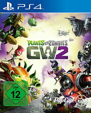 Plants vs. zombies: Garden warfare 2 (sony playstation 4, 2016) NEUF & OVP