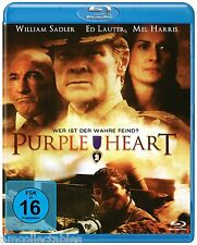 Blu Ray Purple Heart Who Is The Real Enemy New In Box