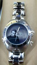 -James Dean 50th   wrist watch NEW Analog Stainless Steel