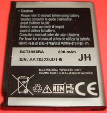 OEM SAMSUNG BST4968BA BATTERY FOR SCH-U440 GLOSS T809 D820 A900 A900 BLADE