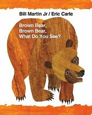 Brown Bear and Friends: Brown Bear, Brown Bear, What Do You See? by Bill, Jr....