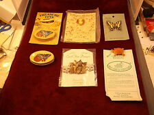 #7 of 86, LOT OF OLD & VTG LADIES JEWELRY, NOS BROOCHES, PILL BOXES, CAT, TURTLE