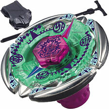 Flame BYXIS 230WD Metal Masters Beyblade BB-95 STARTER SET w/ Launcher & Ripcord
