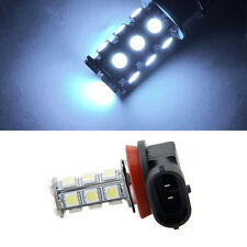 1x H11 5050 18LED 7000K 12V White RV Camper Headlight Light Bulbs Backup Reverse