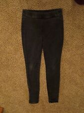 Hudson by Georgia May Jagger skinny jeggings zip ankle jeans pants high waist 27