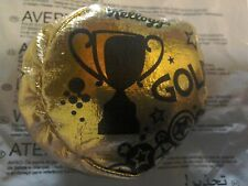 Kelloggs Playball GOLD Euro 2016 Limited edition Collectable Ball NEW
