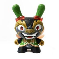 "Black Variant Imperial Lotus Dragon by Scott Tolleson Kidrobot  8"" Dunny"