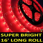 Red Boat Accent Light Waterproof LED Lighting Strip 300 5050 SMD LEDs 16 ft/5M