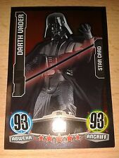 Force coronó Star Wars Movie 1 Star-mapa nº 204 Darth Vader Walker