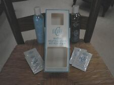 Michael diCesare Water Neutralizing Hair Kit Shampoo Conditioner Crystals NIB!