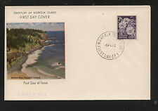 Norfolk  Island  38  on cachet first day cover                KL1127