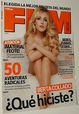 FHM # 59 / BERTA COLLADO HOLLY VALANCE  LARYSA POZNYAK VIRGINIE CAPRICE - NM