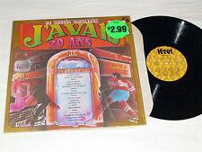 J'AVAIS 20 ANS Compilation LP K-Tel Quebec French Pop Petula Clark Les Teardrops