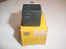 Main Current Relay Hella 4RA003510-131 same as  BOSCH 0332014112