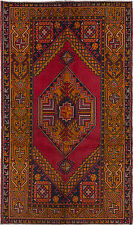 "Hand-knotted Turkish 3'3"" x 5'7"" Anadol Vintage Wool Rug...REDUCED PRICE!"