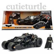 Jada Metals 2008 The Dark Knight Batmobile Tumbler 1:24 98261 with Batman Figure