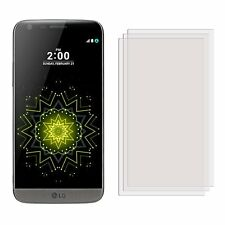 2 x Membrane Screen Protectors For LG G5 (H850) - Glossy Cover Guard