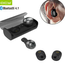 QCY Mini True Twins Wireless Bluetooth Headset Stereo InEar Headphone Earphone