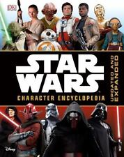 Star Wars Character Encyclopedia by Pablo Hidalgo Updated Expanded Editon NEW