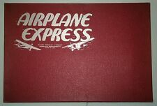 Airplane Express Milton Bradley 1930's Vintage Train Board Game 1894 Complete