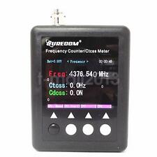 SURECOM SF401 PLUS Frequency Counter for Radio Transceiver w/ CTCCSS/DCS Decoder