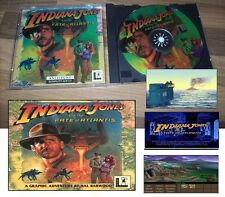 Indiana Jones and the Fate of Atlantis PC DEUTSCH genialer Spielspass