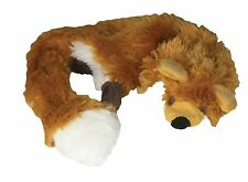 GOOD BOY UNFILLED RAGGY FOX DOG TOY soft plush dog puppy toy