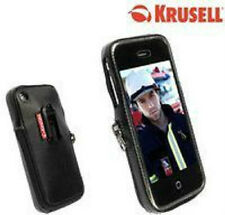 Krusell Multidapt Ledertasche Hülle Leder Tasche Etui Apple iPhone 3G 3GS 4 4S