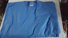 Joblot Wholesale American Flag Royal Blue Blank Tee Shirts Size Medium  x 14