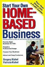 Start Your Own Home-Based Business (Wiley Business Basics)
