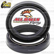 All Balls Fork Oil Seals Kit For Kawasaki KDX 250 1991 91 Motocross Enduro New