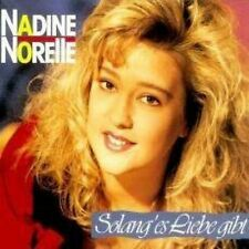 Nadine Norell Solang' es Liebe gibt (1992) [CD]