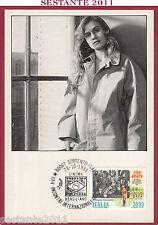 ITALIA MAXIMUM MAXI CARD INCONTRI CINEMA BRASILIANO BONNAIRE 1988 SORRENTO B190