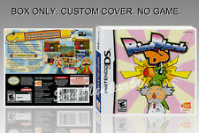 NINTENDO DS : POINT BLANK DS. ENGLISH. COVER CUSTOM + ORIGINAL BOX. (NO GAME).