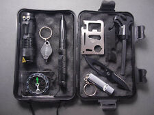 10 in 1 Professional Survival Kit Outdoor Travel Hike Field Camp Kits