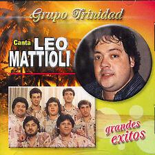 Grandes Exitos Canta Leo Mattioli, Grupo Trinidad, New Import