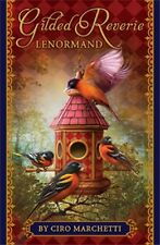 NEW Gilded Reverie Lenormand Oracle Cards Deck Ciro Marchetti