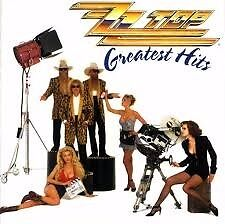 ZZ TOP-Greatest Hits(1992)-Rough Boy, Sleeping Bag, Legs-New And Sealed