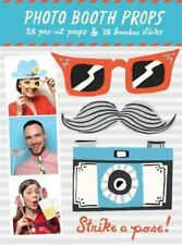Strike a Pose Photobooth Props by Galison Publishing Staff and Danielle Kroll...