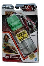 Star Wars Speed Stars Obi-Wan's Jedi Starfighter Lightsaber Launcher by Hasbro
