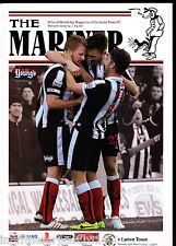 2013/14 GRIMSBY TOWN V LUTON TOWN 25-03-2014 Skrill Premier
