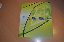 CATALOGUE Renault Megane de 2002