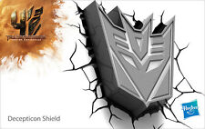 Transformers Decepticon Shield 3D Deco Light