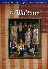 Waltons: The Complete Eighth Season [3 Discs] (2009, REGION 1 DVD New)