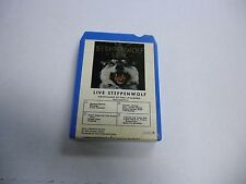 STEPPENWOLF Live 8 Track Dunhill Records
