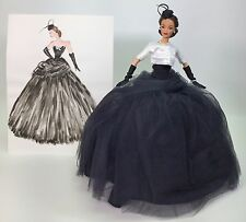 OOAK PARIS FASHION DOLL FESTIVAL 2005 GLAMOUR '50 USED