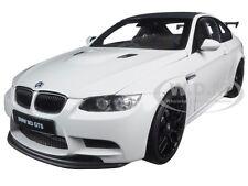 BMW M3 GTS ALPINE WHITE 1/18 DIECAST MODEL CAR BY KYOSHO 08739