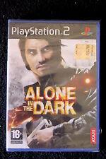 PS2 : ALONE IN THE DARK - Nuovo, sigillato, ITA ! Trama mai così coinvolgente !