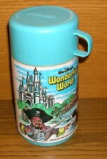 Thermoskanne Aladdin USA Walt Disney Wonderful World 1980