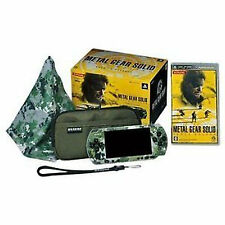 METAL GEAR SOLID PEACE WALKER PREMIUM CONSOLE PSP 3000